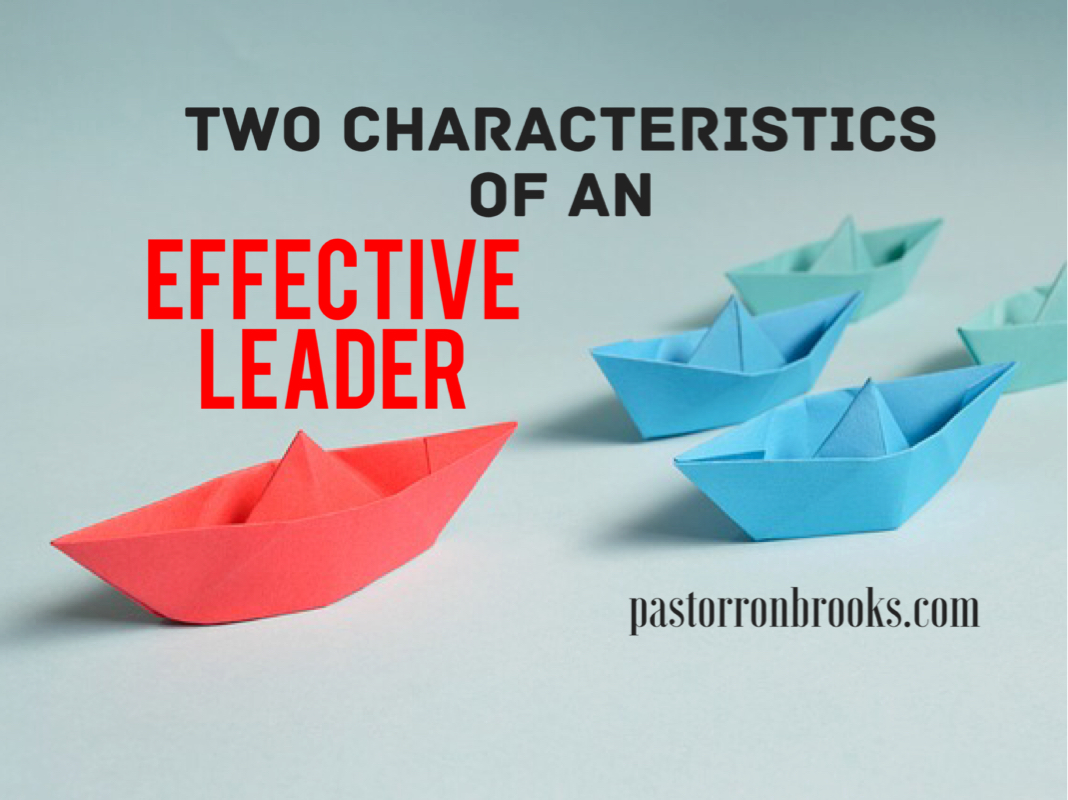 two characteristics of a leader The theory defined two types of leader: in this model, leadership behavior becomes a function not only of the characteristics of the leader.