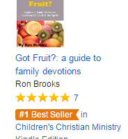 Got Fruit? an Amazon #1 Best Beller