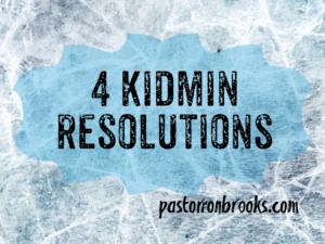 Kidmin resolution