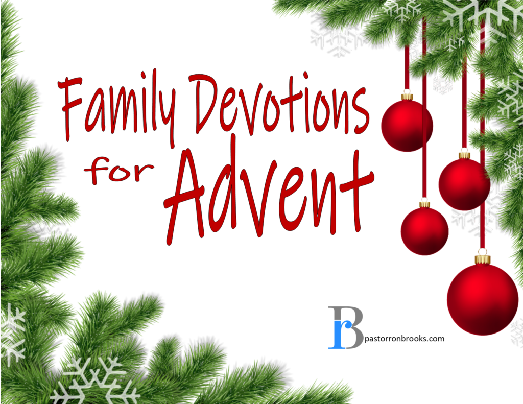 Family Devotions for Advent